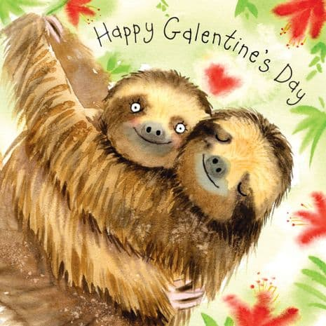 Cute Galentines Day Cards. Galentine's Day Cards. Galentine Cards. Best Friend Card. Valentines Day Alternative Card. Spring Seasons Cards. Twizler.